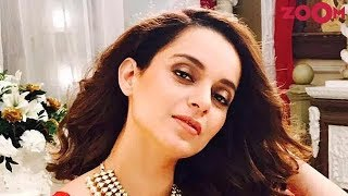 Kangana Gets Involved In The Direction And Production Of 'Manikarnika : The Queen Of Jhansi'!