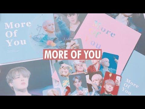 More Of You by Scene Stealer | unboxing ☆ BTS fansite goods