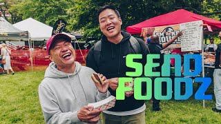 Pork Roll Festival: Send Foodz w/ Timothy DeLaGhetto & David So