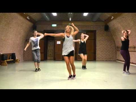 PUUR by Dinne Groothuis: Icona Pop - Emergency | Urban Pop Choreography