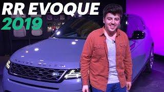 Самый КРУТОЙ Рейндж. НОВЫЙ Range Rover Evoque 2019 (Обзор и тест-драйв)