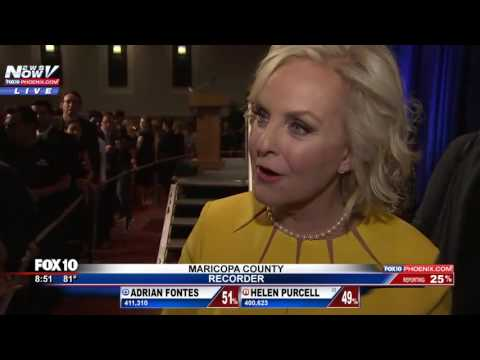 John and Cindy McCain's FIRST INTERVIEW After 2016 Re-Election for Senate FNN