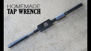 Homemade TAP WRENCH