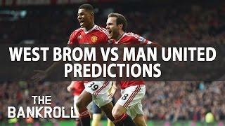 West Brom vs Manchester United | Soccer Picks & Predictions | Sat 17th Dec.