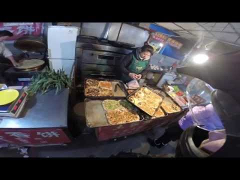 Streetfood Laoshan Qingdao China