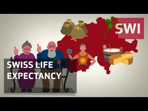 Why the Swiss live longer