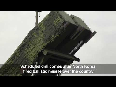 Japan deploys PAC-3 missile defense system amid North Korea missile launch