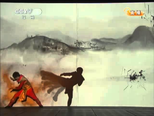 2012龙年春晚创意节目《除夕的传说》| CCTV春晚