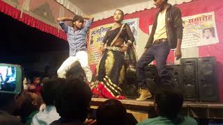 Video I  Hamar maal ha Bhojpuri Arkestra Manish Bind up download MP3, 3GP, MP4, WEBM, AVI, FLV November 2018