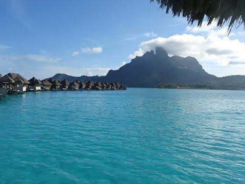 St Regis Resort, Bora Bora, French Polynesia - Overwater Villa