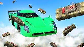 DODGE SLOGOMANS STICKY BOMBS! (GTA 5 Funny Moments)