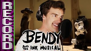 Bendy and the Ink Recording (feat. MatPat)