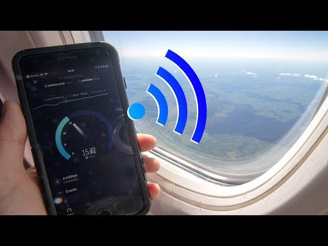 How Good is Qantas Inflight WIFI?