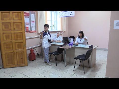 «Бережливая» реновация в поликлинике Ленинск-Кузнецкой районной больницы