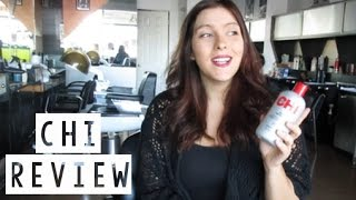 CHI Silk Infusion Review - Must Have Extension Product! | Instant Beauty ♡