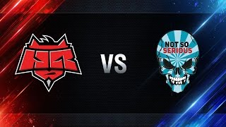 Hellraisers vs Not So Serious - day 2 week 2 Season I Gold Series WGL RU 2016/17