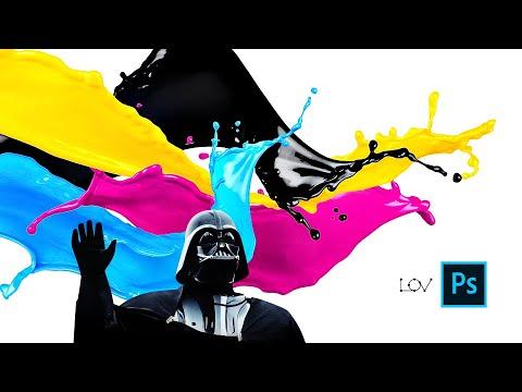 Теория цвета в графическом дизайне / CMYK