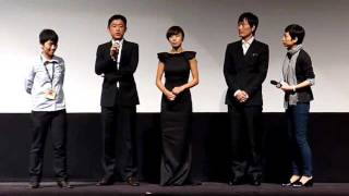 COUNTDOWN (Korea; 2011) Q&A with Jeong Jae-Yeong 정재영, Jeon Do-yeon 전도연 TIFF 2011