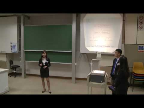 2016 Round 1 E1 HSBC/HKU Asia Pacific Business Case Competition