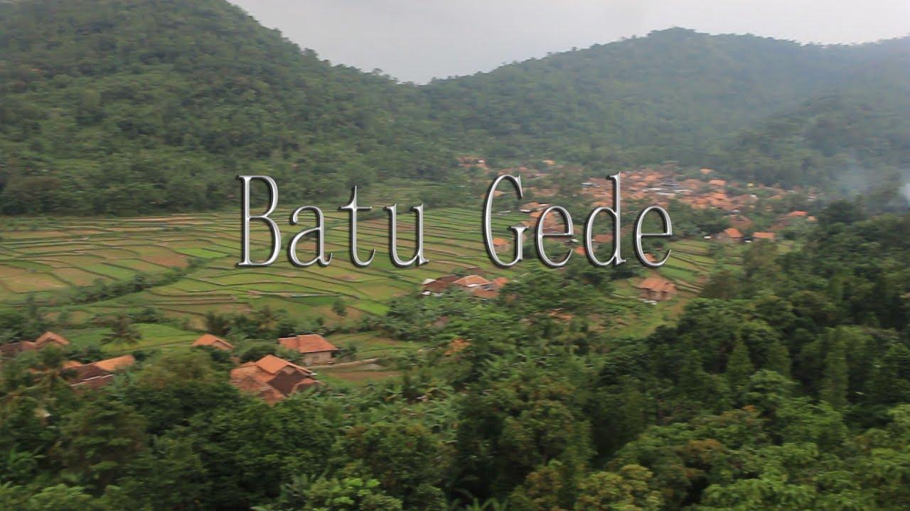 Viral Batu Gede Di Kota Serang Banten Youtube