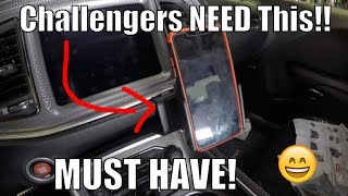Challengers NEED This! Driving Redeye During Major Tstorm!