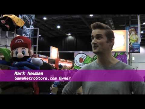 The Return of Retro? ComicCon 2012  Excel London