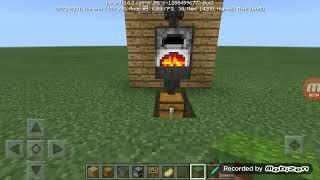 Tutorial cara membuat kompor di minecraft