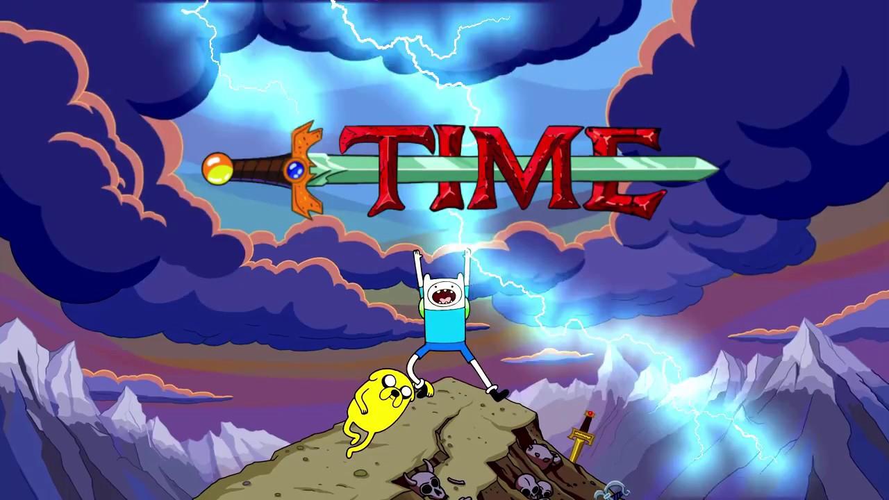 Adventure Time Meme Template