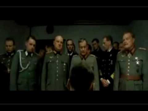 Hitler se entera de que santa claus no existe
