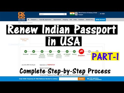 How long does it take to get your passport renewed in india