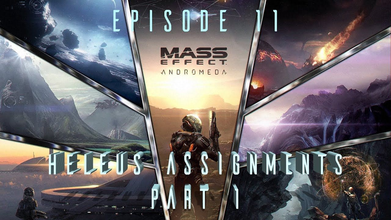 assignments mass effect