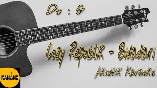 Download Lagu Cozy Republic - Bidadari Akustik Karaoke mp3