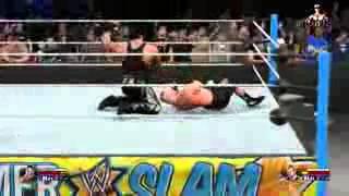 MUVIZA COM WWE Summerslam 2015 Brock Lesnar vs Undertaker Full Match