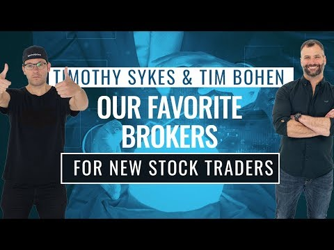 Our Favorite Brokers For New Stock Traders