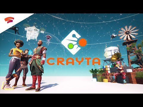 Crayta - Official Announcement Trailer | Stadia