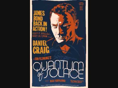 Quantum of solace soundtrack   Whats keeping you awake