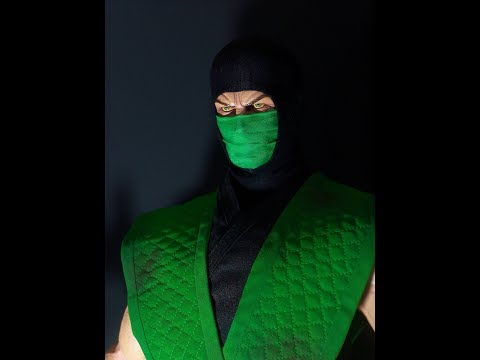 Review #82 - Pop Culture Shock Mortal Kombat Reptile 1/3 Statue 4K PCS