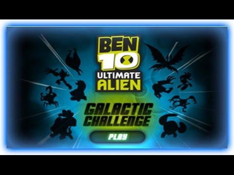 Ben 10 Galactic Challenge Ben 10 Games Youtube
