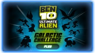 Ben 10 - Galactic Challenge - Ben 10 Games