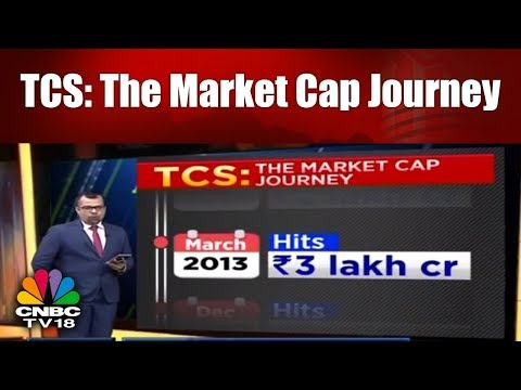 TCS: The Market Cap Journey |  India Business Hours Plus | CNBC TV18