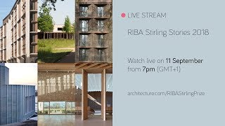 RIBA Stirling Stories 2018
