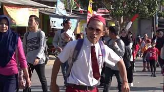 Download Video Masyarakat Banaran Sekaran Gunungpati Merayakan HUT RI Ke-73 Bersama Kapolsek Gunungpati Semarang MP3 3GP MP4