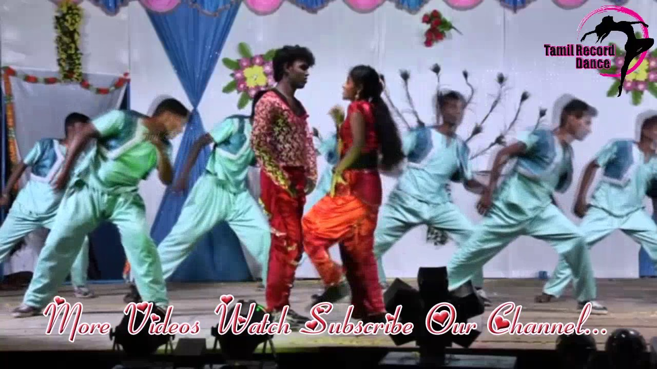 Tamil Village Record Dance Videos Free Download
