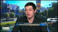 Tom Dwan On Fox! Interview About Full Tilt Poker Being A  Ponzi Scheme