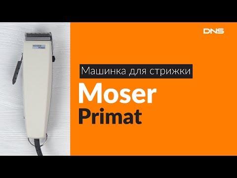 Распаковка машинки для стрижки Moser Primat / Unboxing Moser Primat
