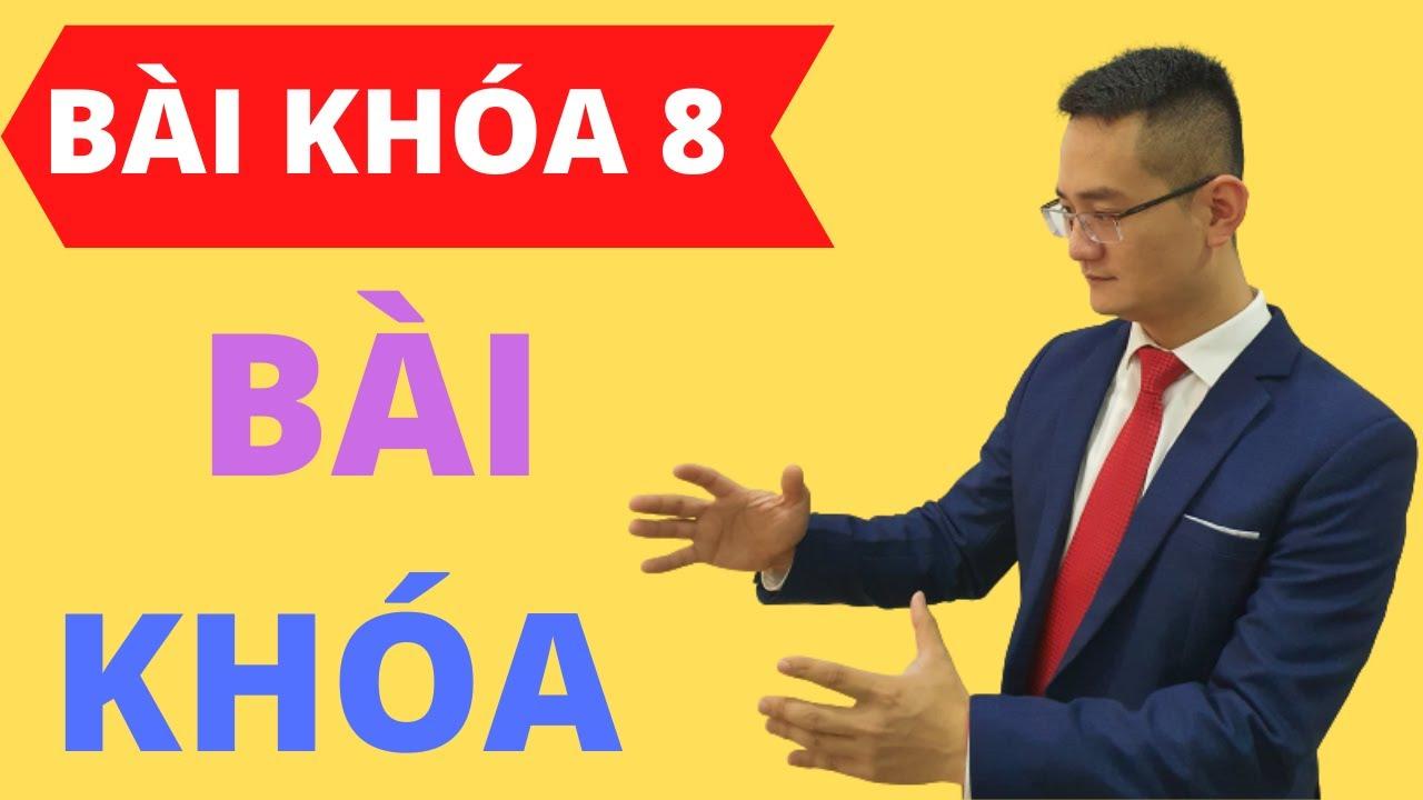 Học Tiếng Trung Sơ Cấp A1 Online cho người bắt đầu -Bài khóa 8