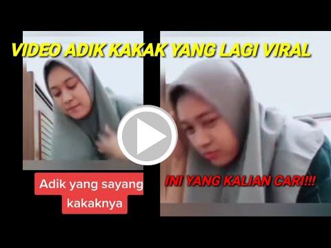 VIDEO VIRAL ADEK YANG SAYANG KAKAK‼️INI VIDEO NYA ..
