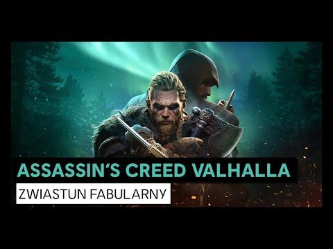 Assassin's Creed Valhalla: Zwiastun fabularny