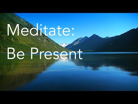 Daily Calm | 10 Minute Mindfulness Meditation | Be Present