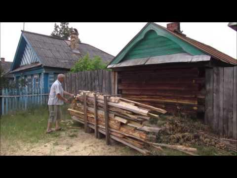 приспособление для распиловки дров